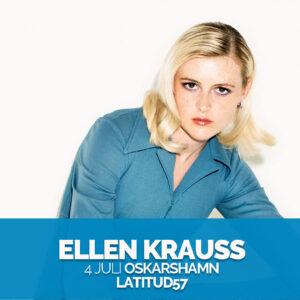 Ellen Krauss till Latitud 57 den 4 juli 2020