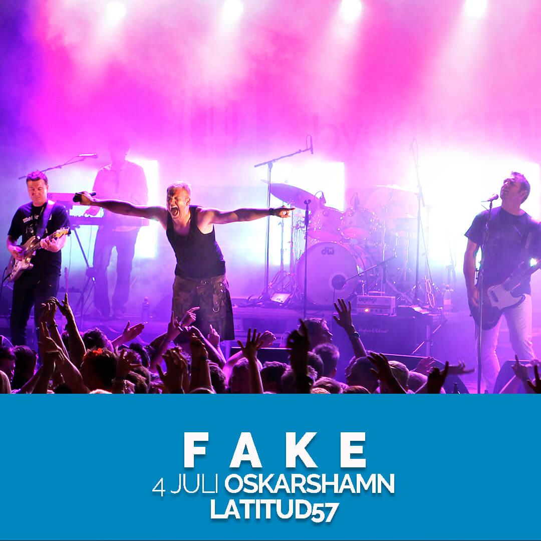 Agent Fake fake - latitud57 - oskarshamn
